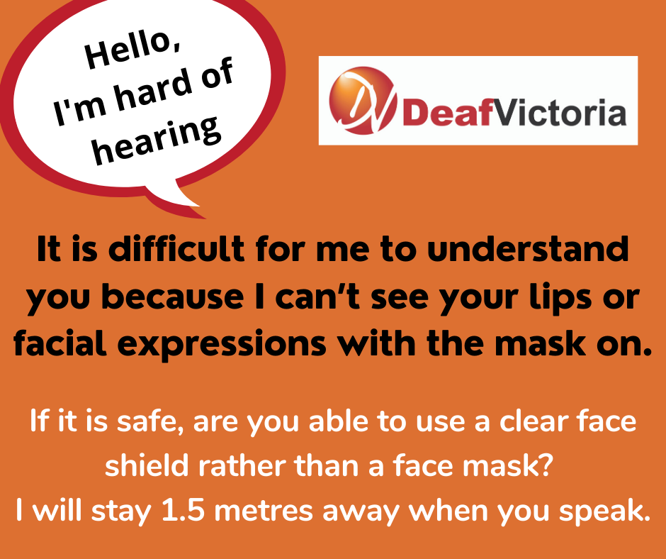 Deaf Victoria - Mask Graphic for HH - Colour #1 card