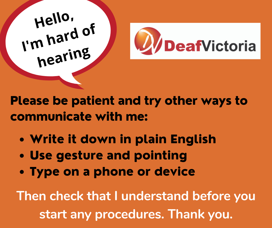 Deaf Victoria - Mask Graphic for HH - Colour #2 card